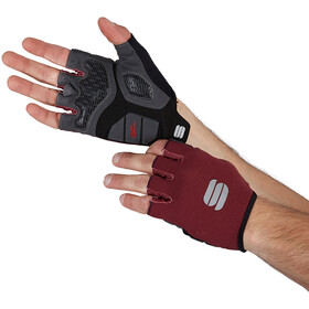 Sportful TC Gloves red wine